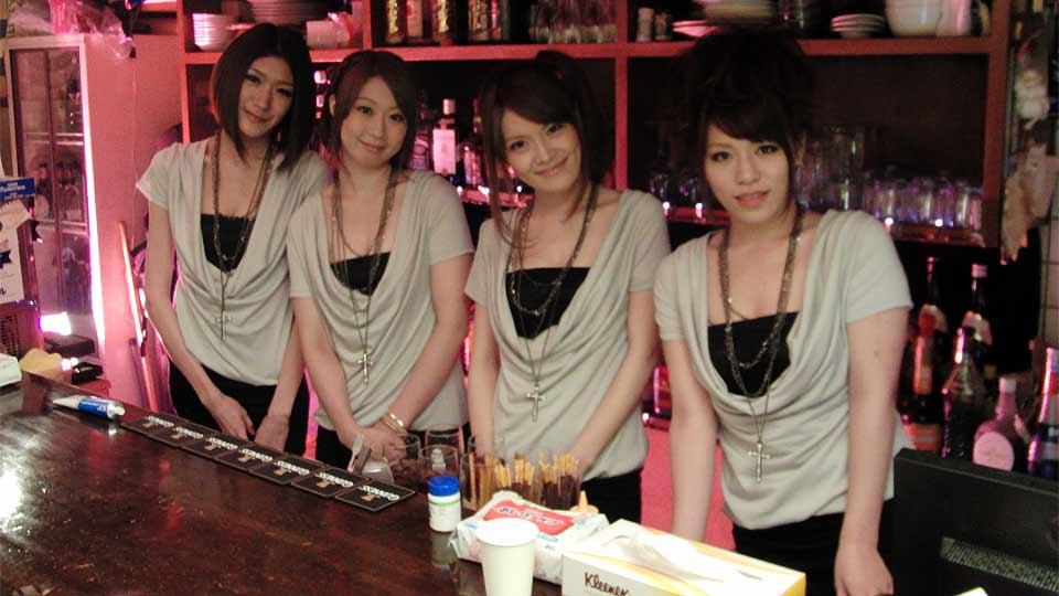 Preview Japan HDV - Anna, Haruka, Hinata, Kana in anal