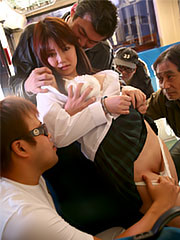Nasty red haired school girl yayoi yoshino gets have sex on a school bus. Nasty red hairy school girl Yayoi Yoshino gets have sex on a school bus Read more!