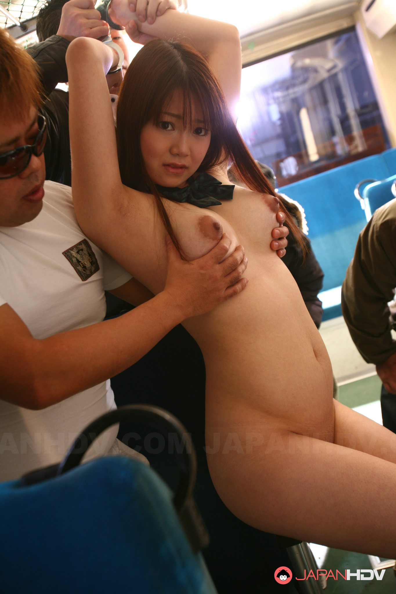 sex in public bus in japan