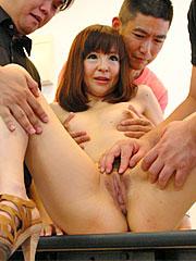 Mesmerizing sweetie ayu kawashima gets her cunt stimulated so well. Mesmerizing sweetie Ayu Kawashima gets her vagina stimulated so well Read more!