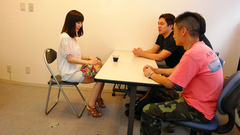 Married slut ayu kawashima gets her pussy toyed by many hot guys. Married bitch Ayu Kawashima gets her kitty toyed by many hot guys Read more!