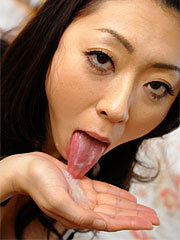 Hot ruri hayami give blowjob a big dick and gets a mouthful of warm spunk. Hot Ruri Hayami sucks a heavy cock and gets a mouthful of warm spunk Read more!