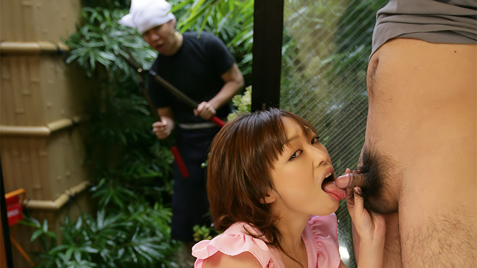 Hot japanese milf yui ayana loves to munch on her lover s pleasant penish. Hot Japanese MILF Yui Ayana loves to munch on her lover's heavy cock. Read more!