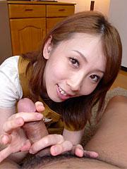 Slutty wife yui saejima suc a huge penish and gets a mouthful of jzz. Slutty wife Yui Saejima gulp a huge penish and gets a mouthful of jzz Read more!
