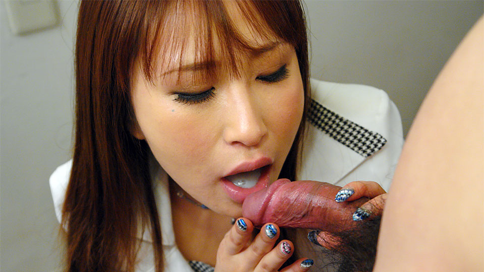 Slutty little slut yuki maya cock sucking a huge dong and enjoys in jizz. Slutty little bitch Yuki Maya blowjob a huge dong and enjoys in jizz Read more!