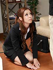 Preview Japan HDV - Asian Yurika in sexy office outfit