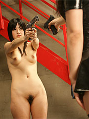 Shizuka minami caught during a rescue mission and pleasing herself.    Shizuka Minami caught during a rescue mission and pleasing herself. Read more!