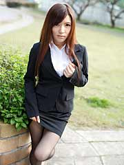 Preview Japan HDV - Naughty Hitomi Tsukishiro in office