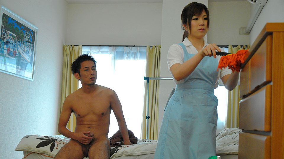 Housemaid nana oshikiri gets a beautiful creampie from her happy customer. Housemaid Nana Oshikiri gets a beautiful creampie from her happy customer Read more!