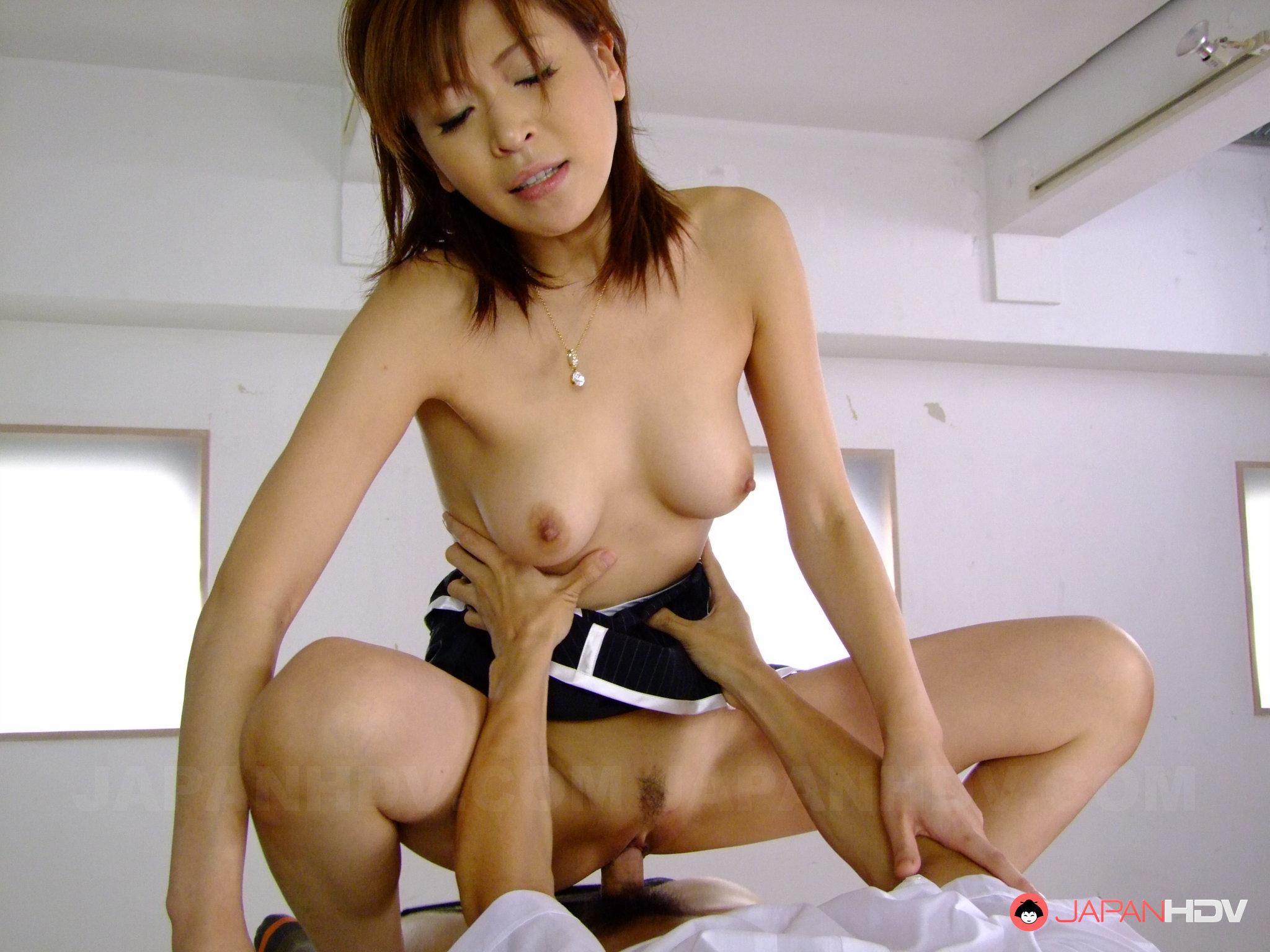 Big cock in a woman vagina