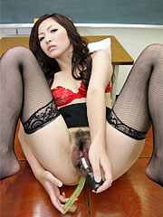 Absolutely divine teacher mayumi takara blowjob a penish and gets toyed. Absolutely sophisticated teacher Mayumi Takara blow a dick and gets toyed Read more!