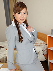 Pretty asian lady in a libidinous uniform sae will surely impress everyone. Sweet Asian lady in a libidinous uniform Sae will surely impress everyone Read more!