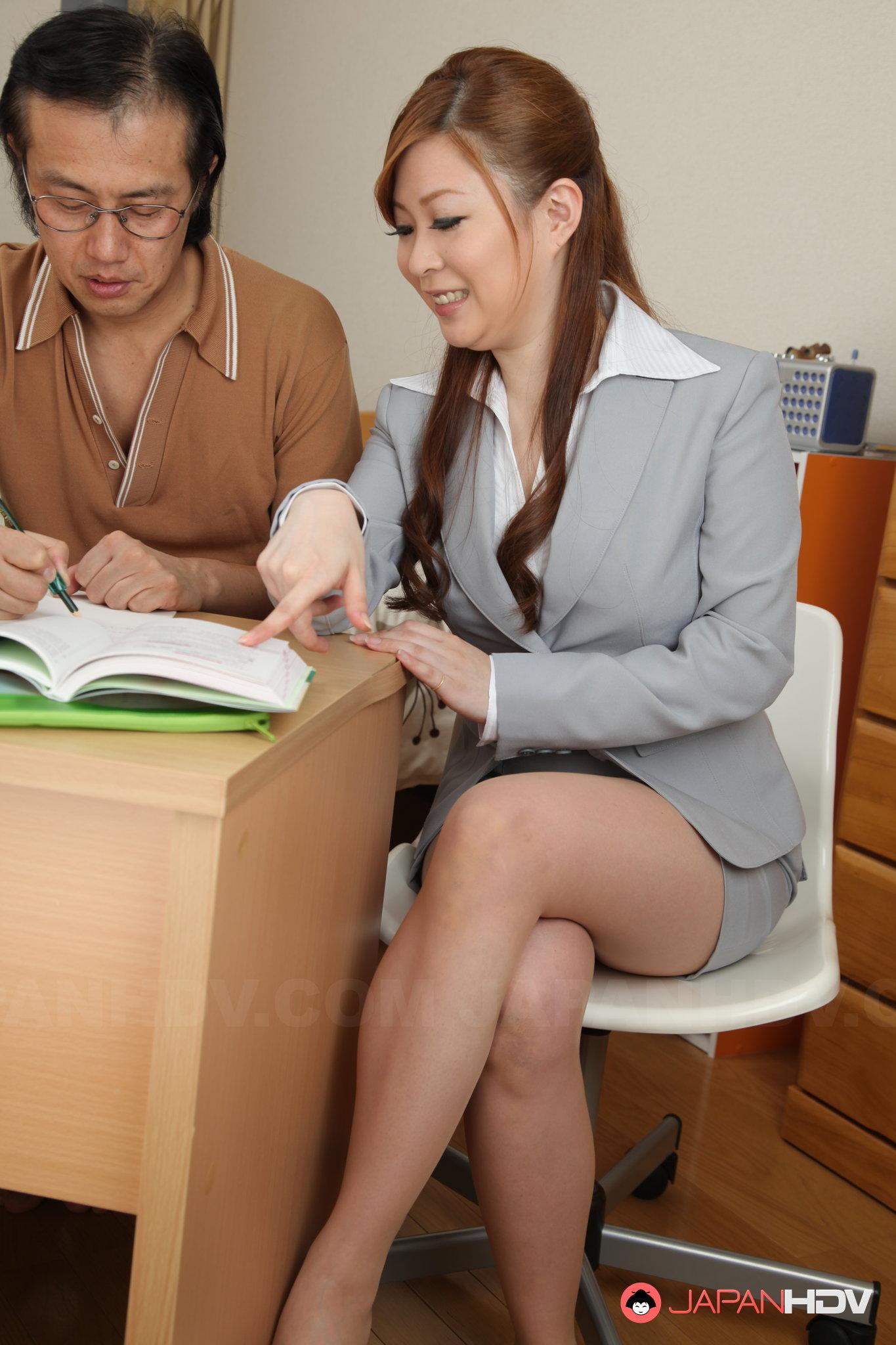 hot japan teacher naked