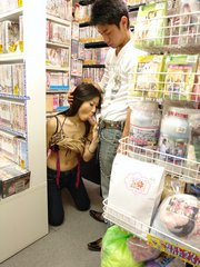 Slutty wife ryo gives a hot cock suc in a store and gets caught on cam. Slutty wife Ryo gives a hot sucking in a store and gets caught on cam Read more!