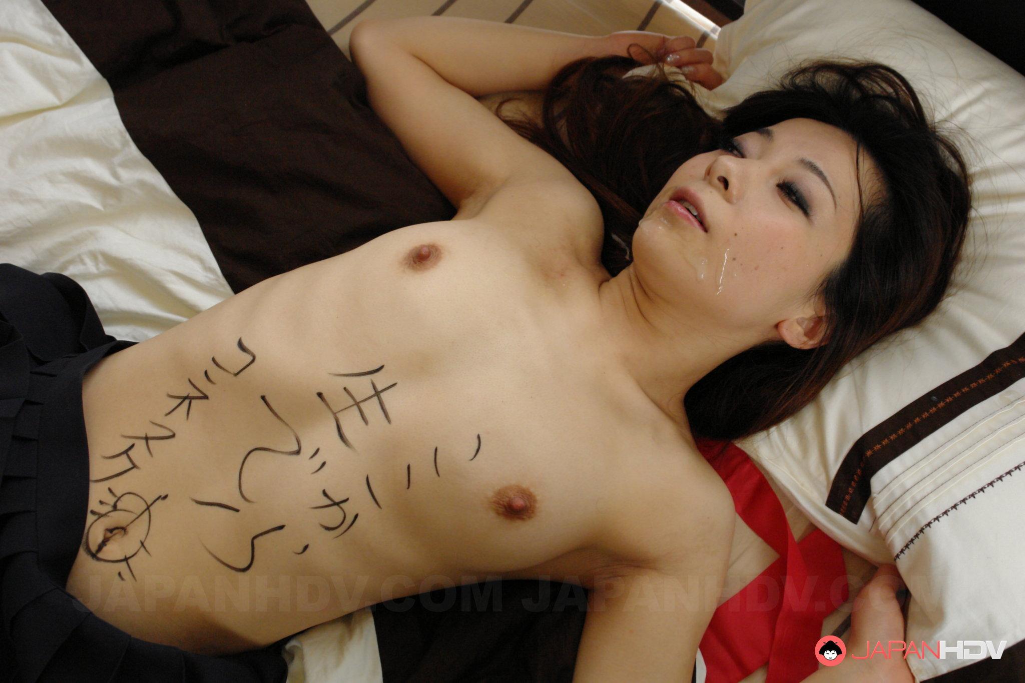 Subtitles suzuki satomi enjoys sex in action - 2 part 6