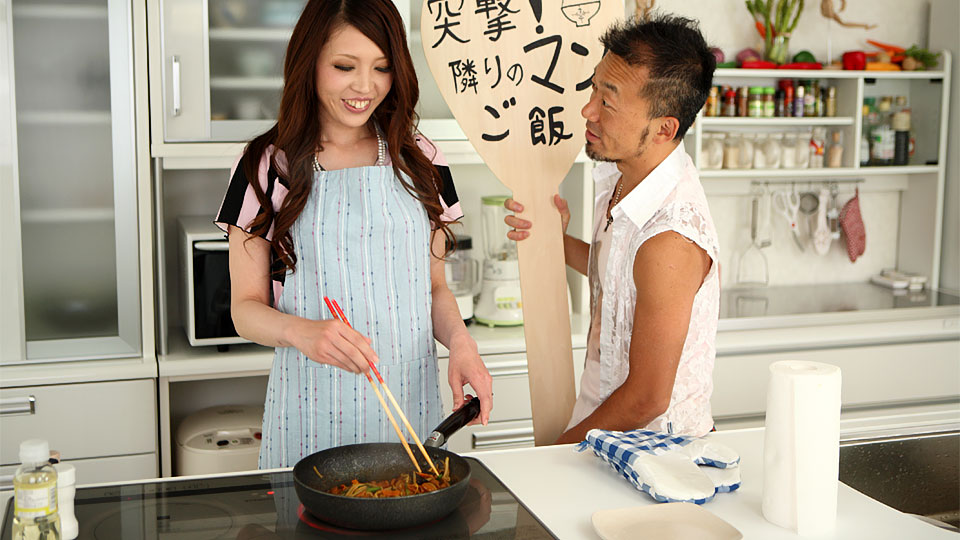 After some cooking sumire tachibana is ready for hot sex session.    After some cooking Sumire Tachibana is ready for hot sex session Read more!