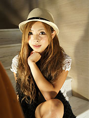 Cute girl kanon posing with a lovely hat totally hot babe. Gorgeous girl Kanon posing with a cute hat, totally hot babe Read more!