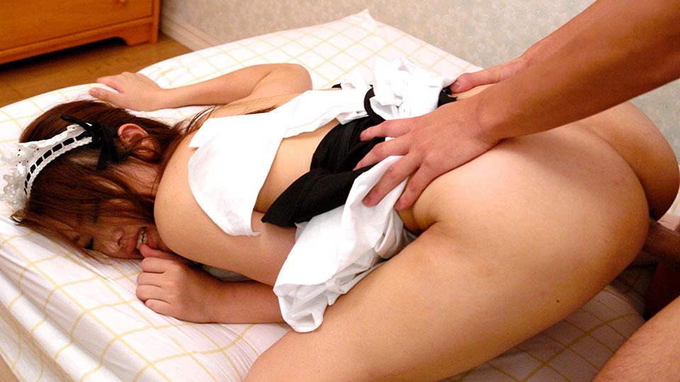 Submissive asian maid iori mizuki gets her hairy cunt creamed. Submissive Asian maid Iori Mizuki gets her haired pussy creamed Read more!