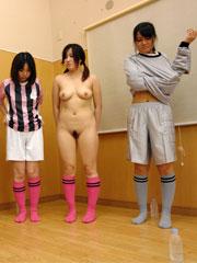 Iori mizuki teen poussin japonais