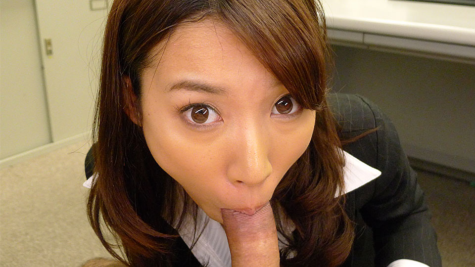 Charming office lady anna takizawa sucks a great cock with pleasure. Cute office lady Anna Takizawa suc a voluminous cock with enjoyment Read more!