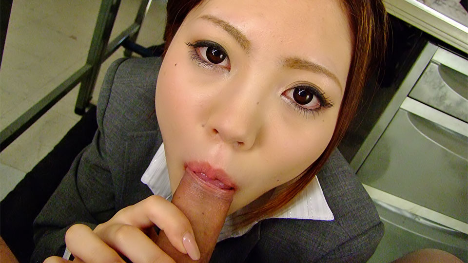 Office lady iroha kawashima gives blowjobs on her first day of work.    Office lady Iroha Kawashima gives blowjobs on her first day of work Read more!