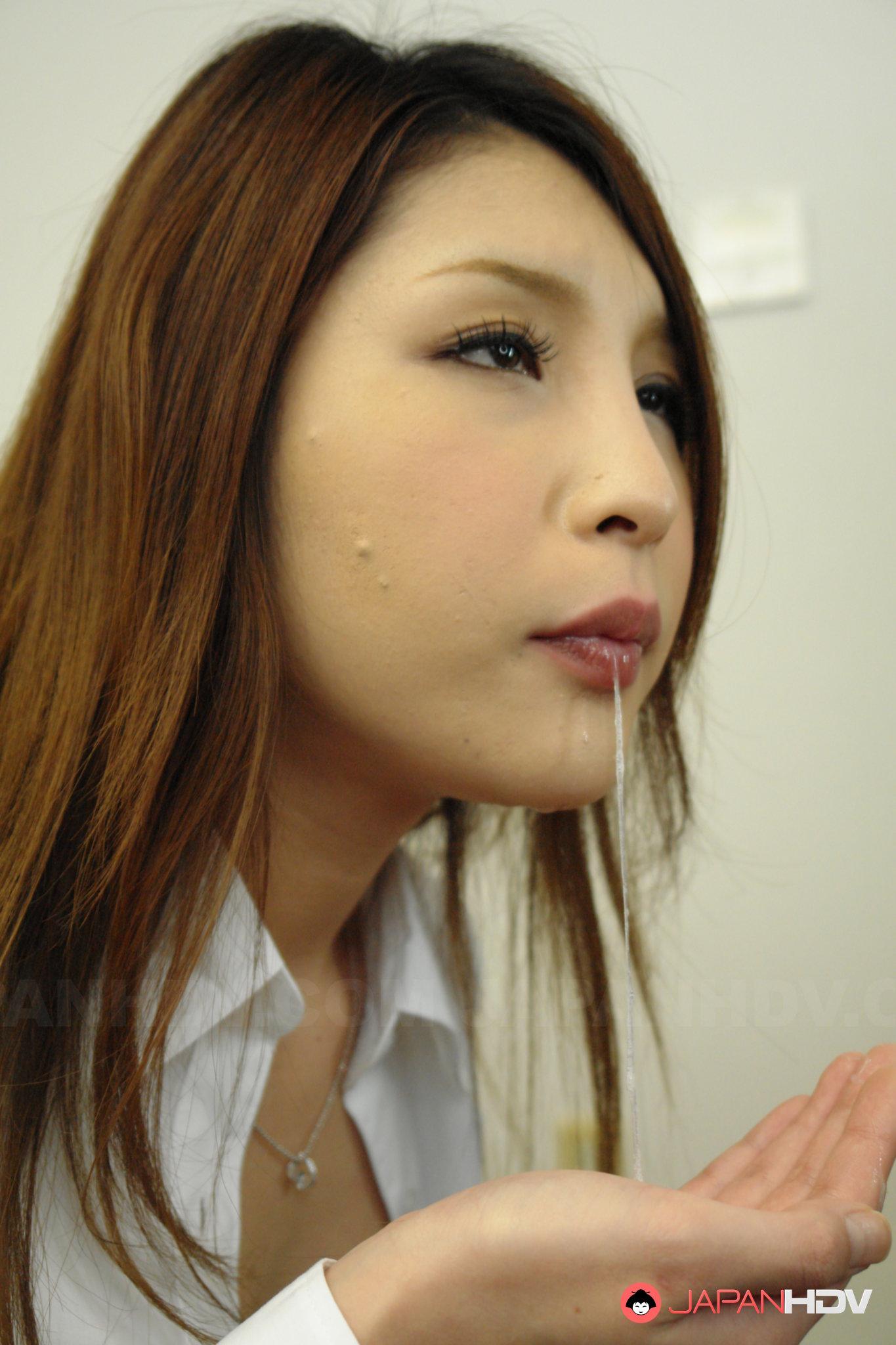 Японки в сперме видео173