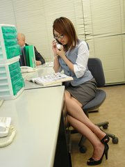 Young arousing babe rino mizusawa gets rammed by her coworkers at work.    Young arousing babe Rino Mizusawa gets rammed by her co-workers at work Read more!