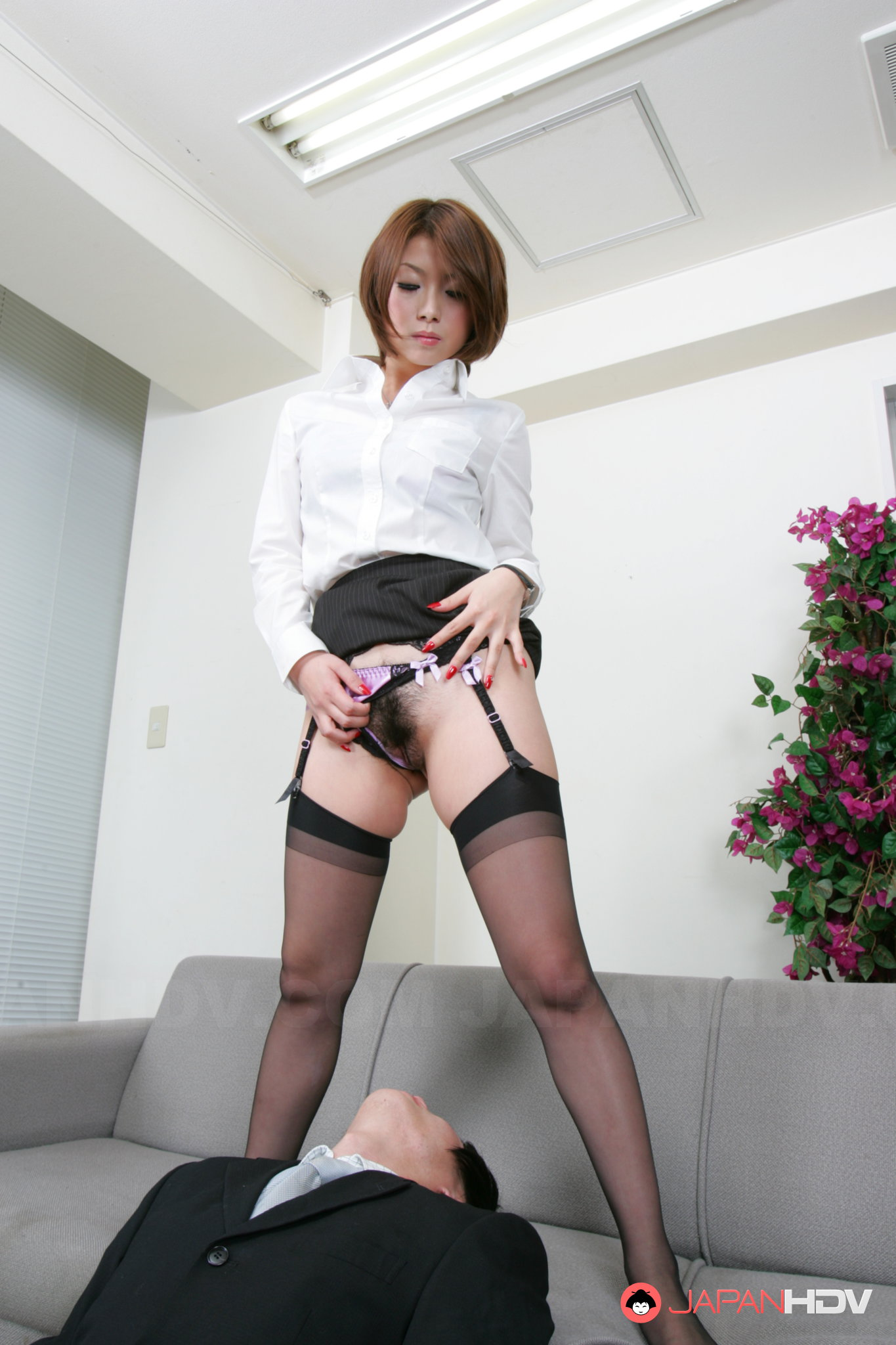 japanese office girl naked