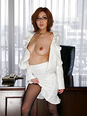 Good japanese porn queen yuna hirose dressed as office lady. Charming Japanese porn queen Yuna Hirose dressed as office lady  Read more!