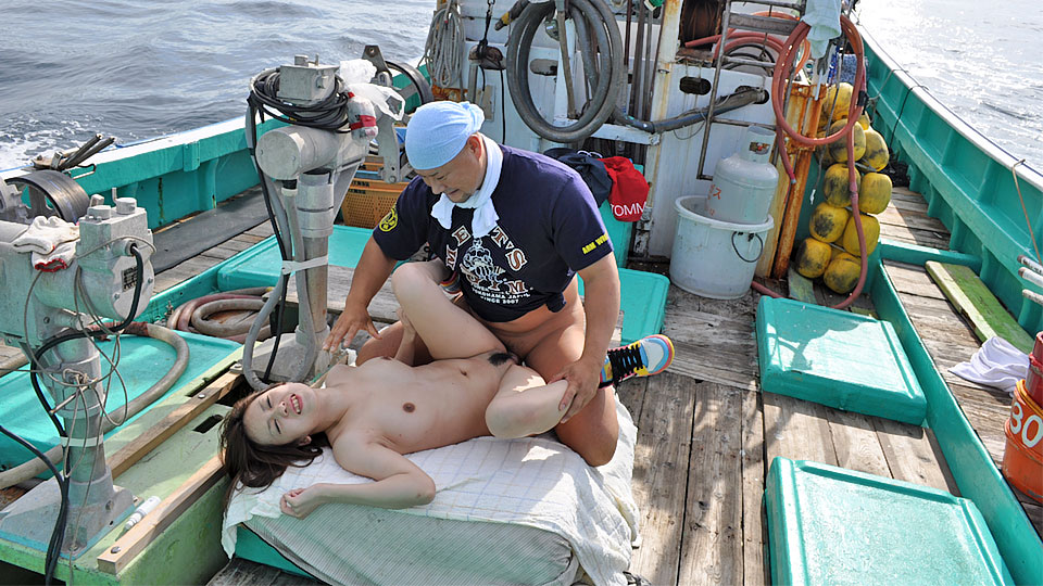 Japanese porn angel hinata serina gets her cunt make love on a boat. Japanese porn angel Hinata Serina gets her vagina make love on a boat Read more!