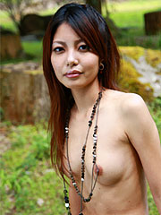 Elegant asian babe sakurako loves to show her natural anatomy outdoors. Stunning Asian babe Sakurako loves to show her natural anatomy outdoors Read more!