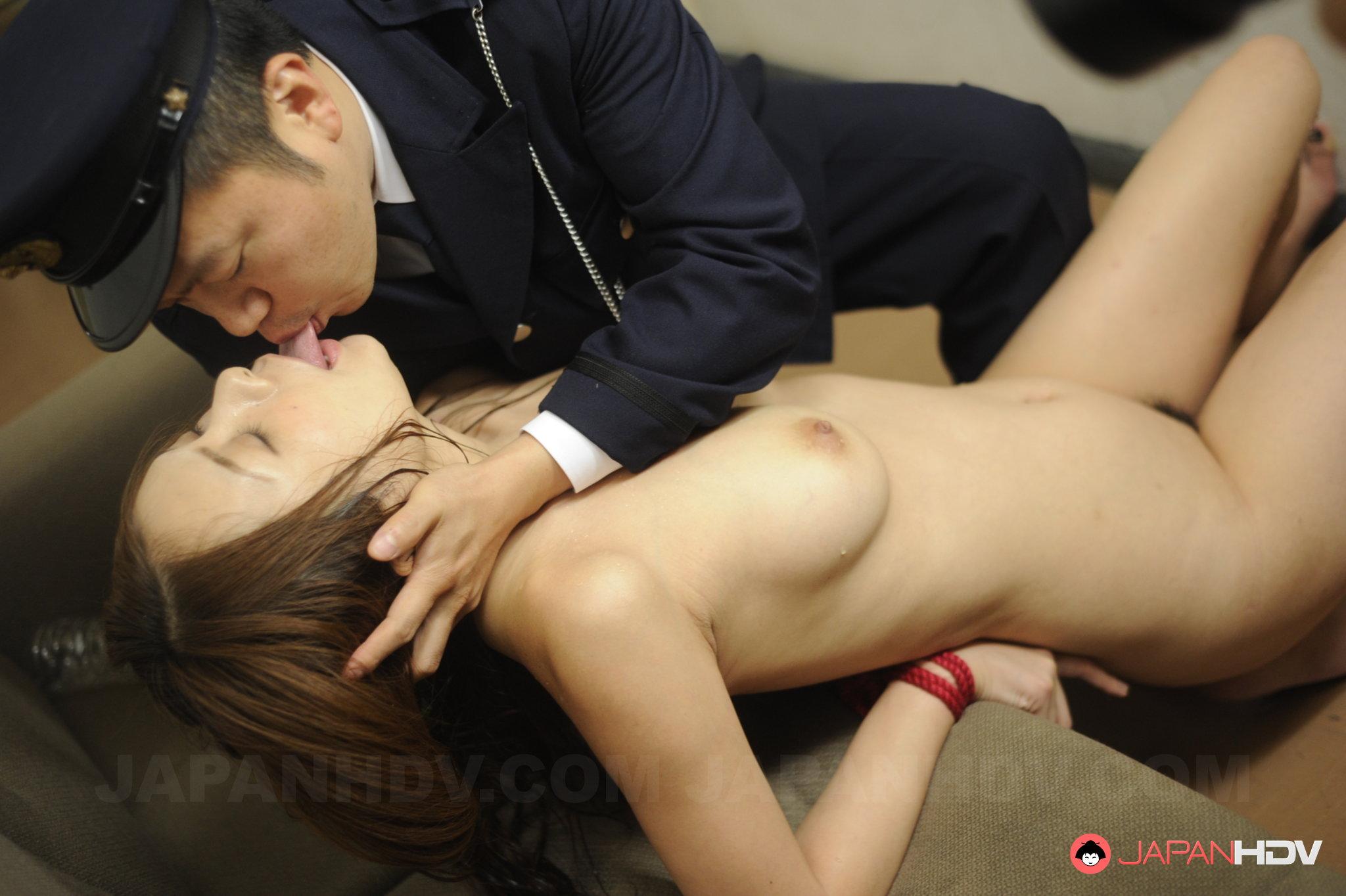 Super hot brunette whore gets banged so hard adult gallery Japan HDV
