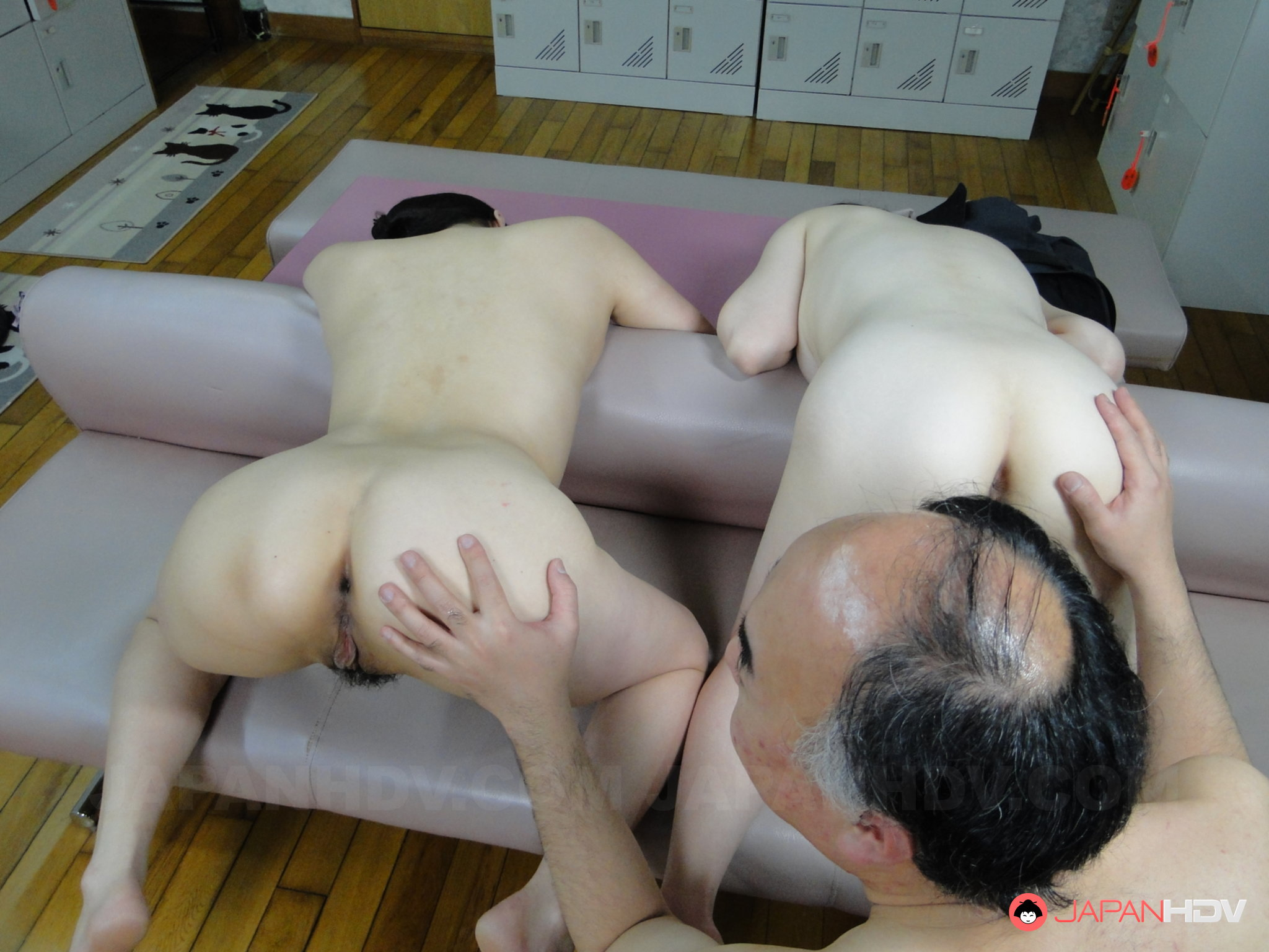 Jun Sena and Asakura Kotomi get pounded hard adult gallery Japan HDV